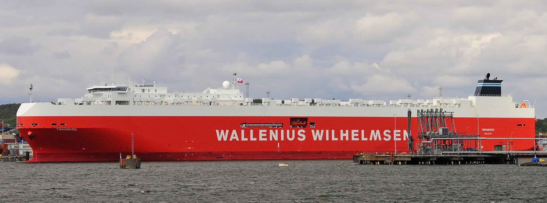 Elva svenskar pa fartygen
