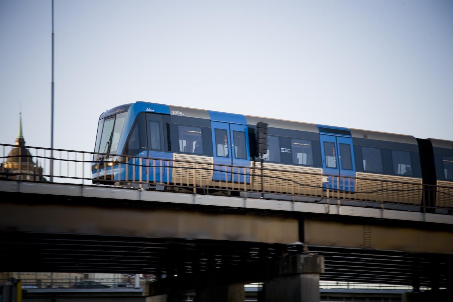Signalfel orsakar kaos i tunnelbanan