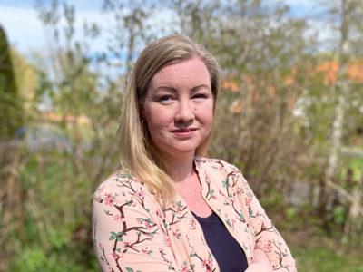 Tågvärden Victoria Älverstad får hjälp ekonomiskt av sina kollegor.
